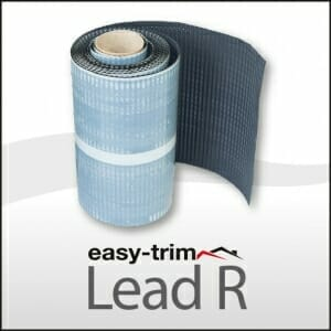 Easy-Trim Lead R 450mm x 5mtr Textured