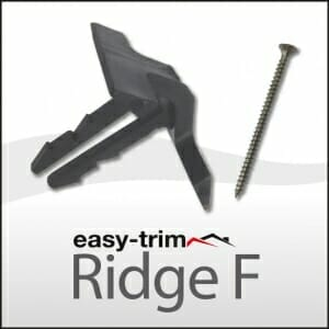Easy Ridge F 6pc Fixing Pack