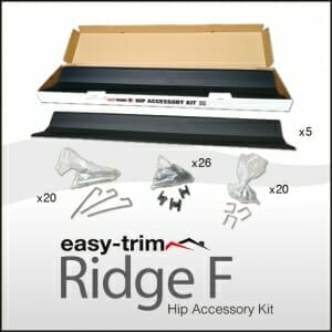 Easy Ridge F Hip Accessory Kit