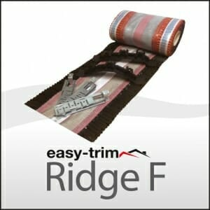 Easy Ridge F Black 6m
