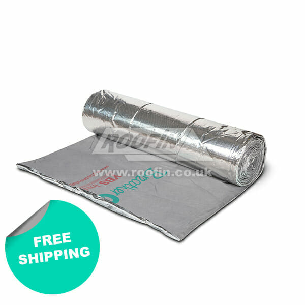 Ybs Breatherquilt Breathable Multi Foil Insulation 10m X 1