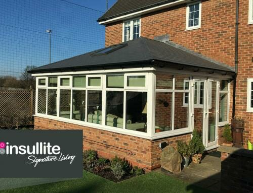 Tapco Slate, Perfect for Tiled Conservatory Roofs…