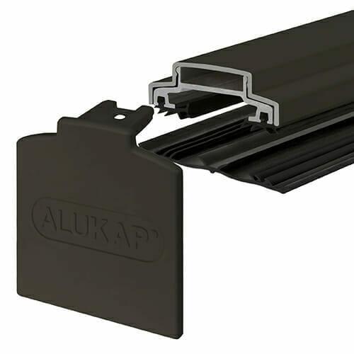 Alukap-XR 45mm Bar 6.0m 45mm RG BR Alu E/Cap