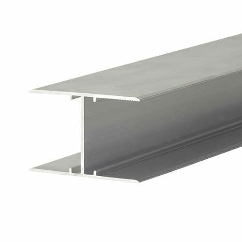 Alukap-XR 32mm Aluminium H Section 4m