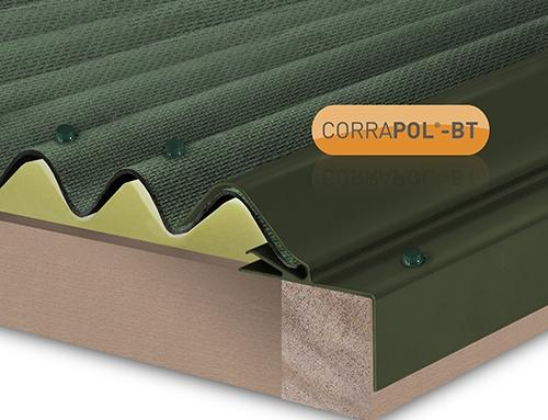 How to Finish the Edge of Corrugated Roof Sheets?